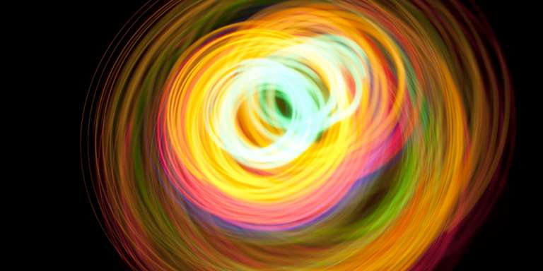 Cerchio di luce